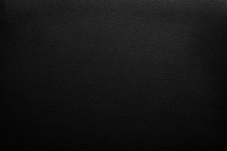 Luxury black leather texture background 写真素材
