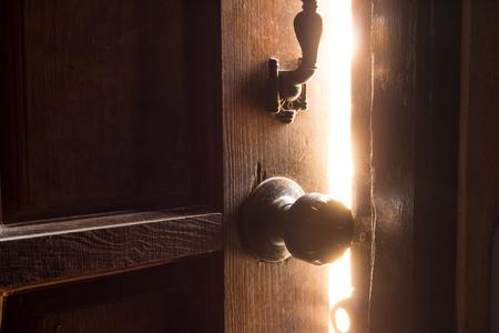 open door light Stock fotó