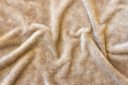 sparkly: crumpled sparkly material texture fabric. textile pattern as a background. Stock Photo