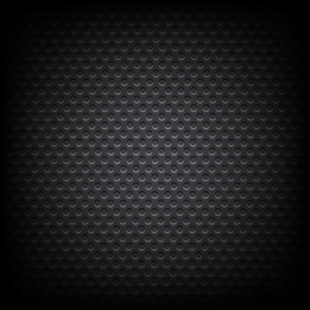 steel grille: Speaker grill texture. Stock Photo
