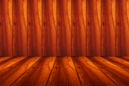 caoba: wood wall room abstract background Foto de archivo