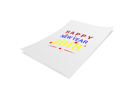New year paper