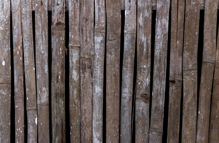 dark wood texture. background old panels. Stock Photo