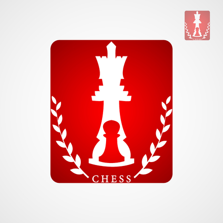 This logo is in the form of a chess. This logo is good to use as a logo of a community or a chess-themed race.