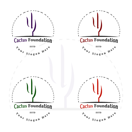 This logo has a cactus plant. This logo is suitable for use as a company logo and can also be used in various  other creative businesses as needed. But it can also be used as an application logo. 일러스트