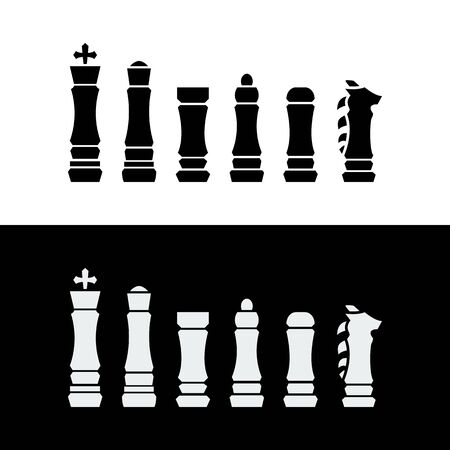 This icon is intended for the chess field, but can also be used in various other creative businesses for educational and commercial purposes.