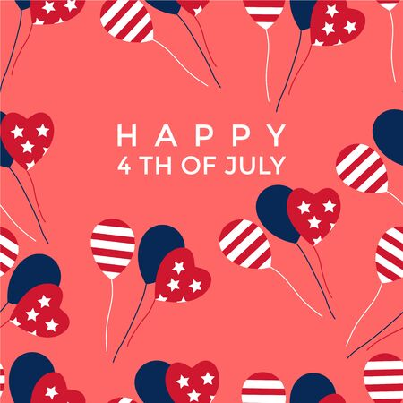 This pattern design was made to welcome United States Independence Day. This pattern design can be used in varieties needs, be it for commercial, educational, or personal needs.