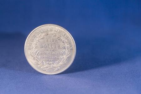 coin silver: Trade silver dollar coin