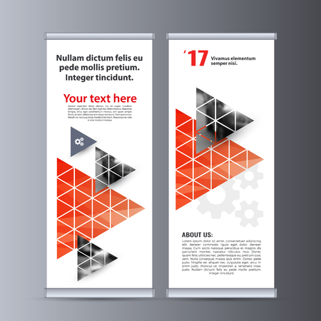 blank magazine: Abstract flyer design background. Brochure template. Can be used for magazine cover, business mockup, education, presentation, report. a4 size with editable elements. EPS 10.
