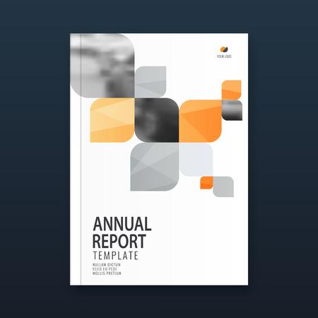 Abstract flyer design background. Brochure template. Banco de Imagens - 116734331