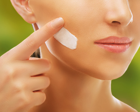 skincare cream