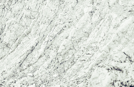 marble stone: White stone surface with cracked, texture
