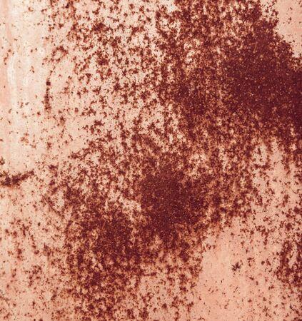 Corrosive rusty metallic surface, texture
