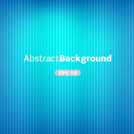 Blue abstract vector background with stripes Stock Vector - 15979939