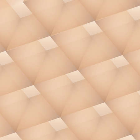 skintone: Skin-tones transparent cubes abstract background