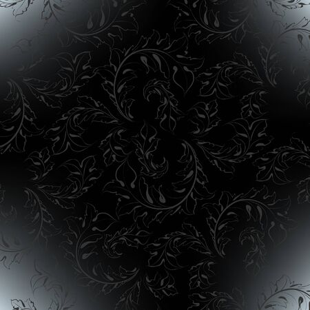 Black vintage background