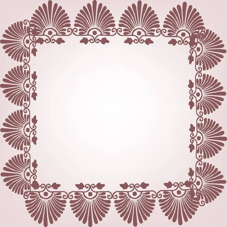 Ornament frame Stock Vector - 16693073
