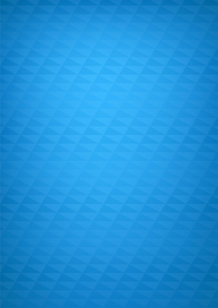 blue abstract: A4 abstract background with blue pattern