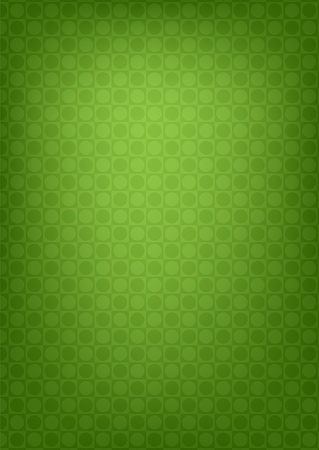 A4 abstract background with green pattern