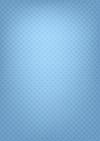 A4 abstract background with blue pattern Vector