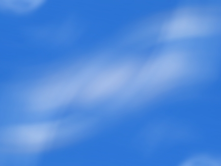 smudge: White smudge blue summer sky blurred abstract background Stock Photo