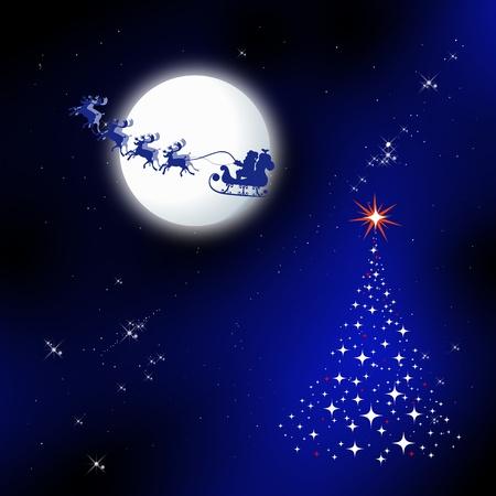 fond: fond rennes Noël Stock Photo