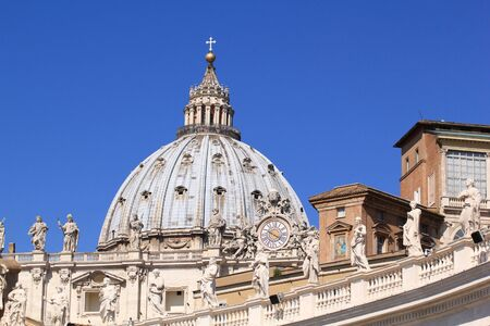 Dome of St. Peters in Rome