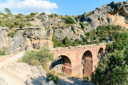Ruins of Ancient Roman Aqueducts