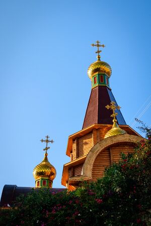 The russian orthodox church at Altea