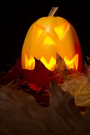 helloween: Helloween pumpkin Stockfoto