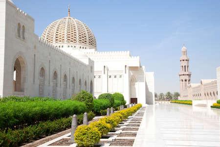 muscat: Muscat, Oman, Sultan Qaboos. Grand Mosque