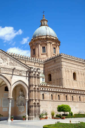 palermo italy: Cathedral of Palermo