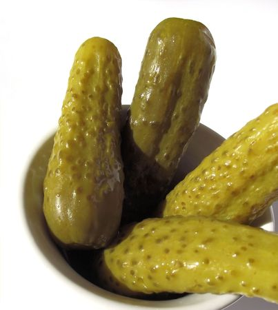 Dill Pickles - Crisp and Fresh