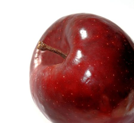 Organic Red Delicious Apple photo