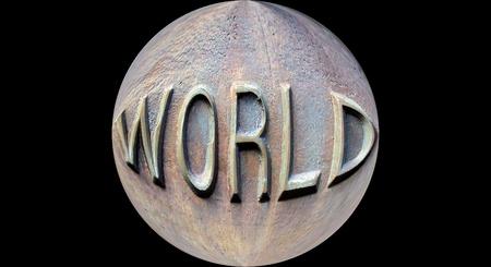 World Globe Stock Photo - 8323969