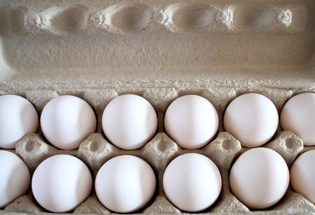 dozen: One dozen eggs