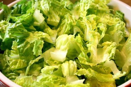 lettuce: Fresh Crisp Romaine Lettuce