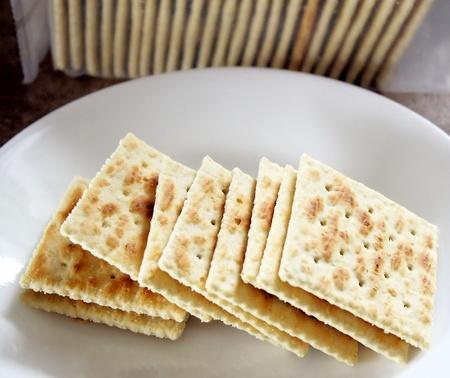 galletas integrales: Saltine Crackers