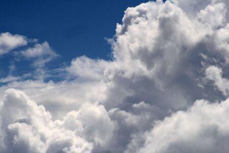 cumulus cloud: Cumulus Clouds
