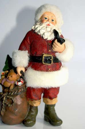 Vintage Santa Figure Stock Photo - 10944170
