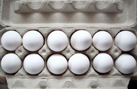 dozen: One Dozen Fresh Eggs