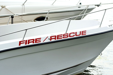 Fire and Rescue Boat