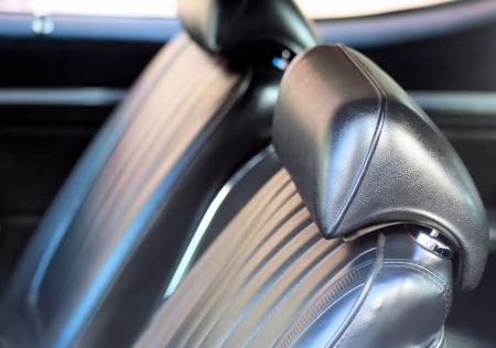 Classic Car - interieur zetels