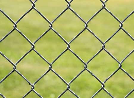 Chain Link Fencing Stock Photo - 17143813