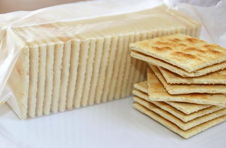 crackers: Soda Galletas - Ideal como aperitivo y con sopa