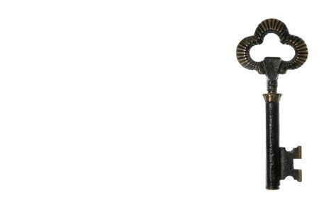 a copper: clave de cobre de la vendimia