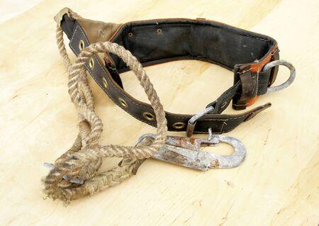 montage: belt saafety montage vintage