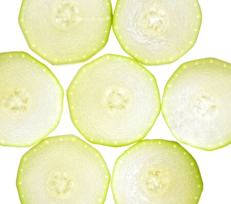 squash vegetable: squash vegetable marrow isolated