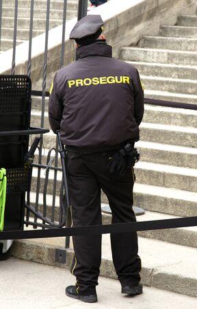 patrol: security guard museum city patrol