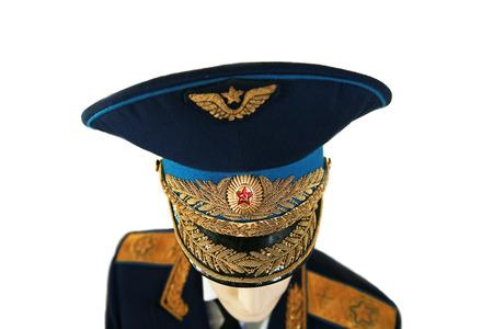 ソ連軍の空軍役員制服全般の元帥が分離
